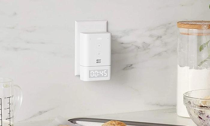 亚马逊开售EchoFlex数字时钟支持Alexa智能语音交互