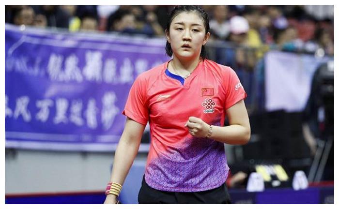 朱雨玲因病退赛,刚好给了王艺迪机会!国乒世界第一迎来挑战