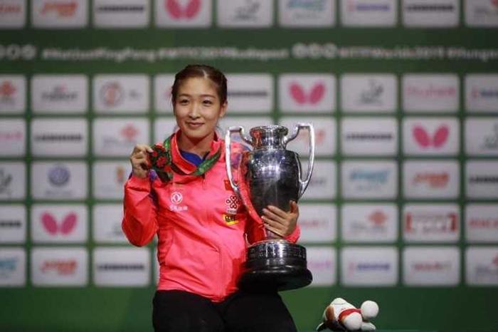 刘诗雯退出女乒世界杯,今年内已不可能复出!陈梦获得替补资格
