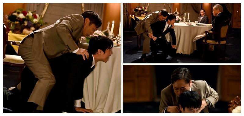 《半泽直树2》堺雅人被迫下跪,再爆金句:以牙还牙,千倍奉还!