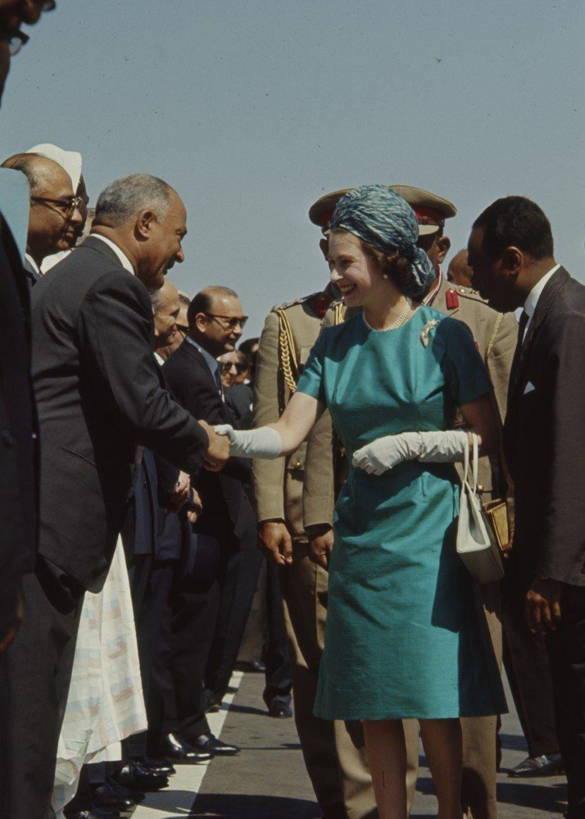 王室风范|英国女王60-70年代最佳时尚楷模装