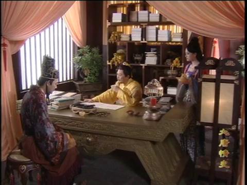 媚娘陪读皇上,这容貌怪不得是皇上的贴身女眷,羡慕