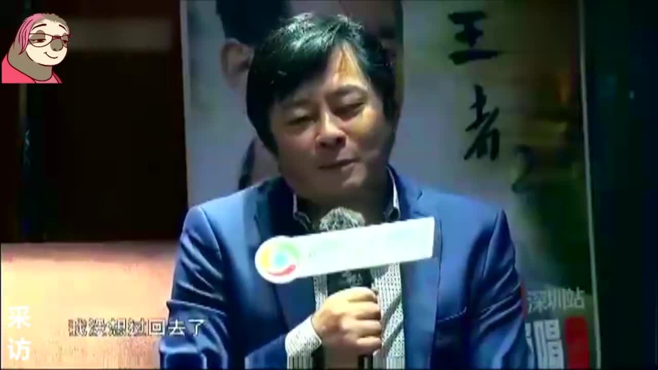 港台来内地的明星:王杰曝光香港娱乐圈,来内地捞完金背后还骂人