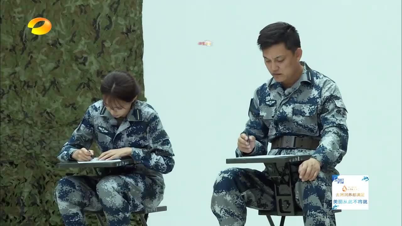 考试最后一道算术题,杨幂展现出学霸的姿态,惊呆沈梦辰!
