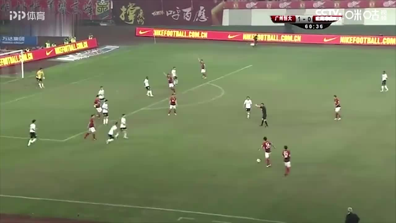 中超巨星处子球(3) 艾克森贴地斩破申鑫开启传奇之路