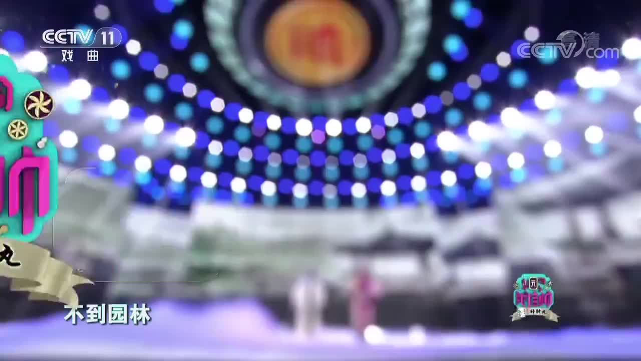 昆曲《牡丹亭》选段,鞠萍姐姐跨界演绎,实在太精彩!
