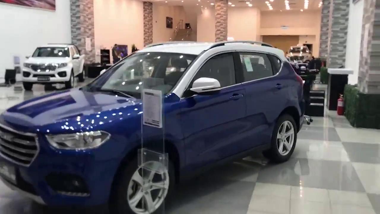 视频:2020款哈弗H2到店实拍,开启车门和后备箱,给个不买的理由!