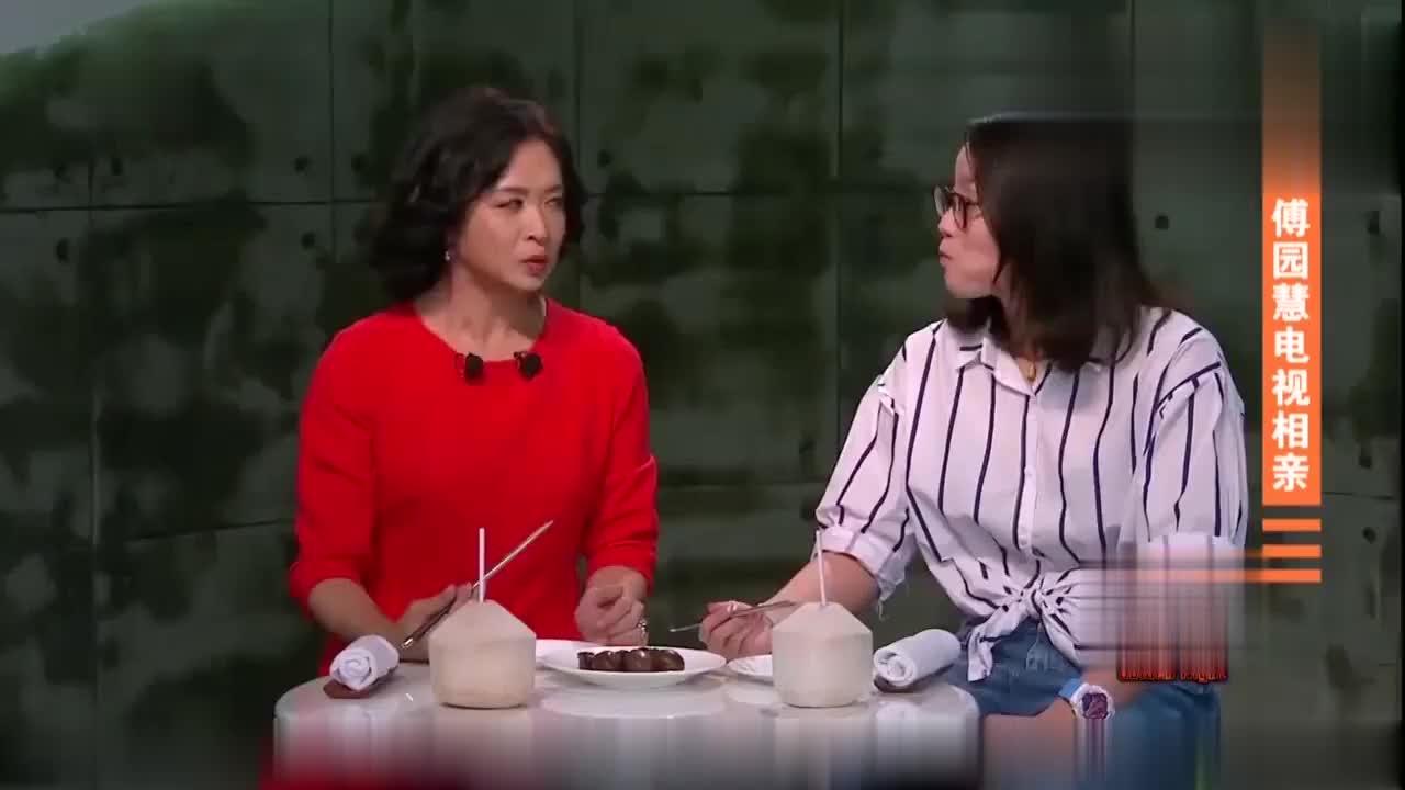 金星吐槽傅园慧:你不说话挺温文尔雅!傅园慧:我不可能不说话!