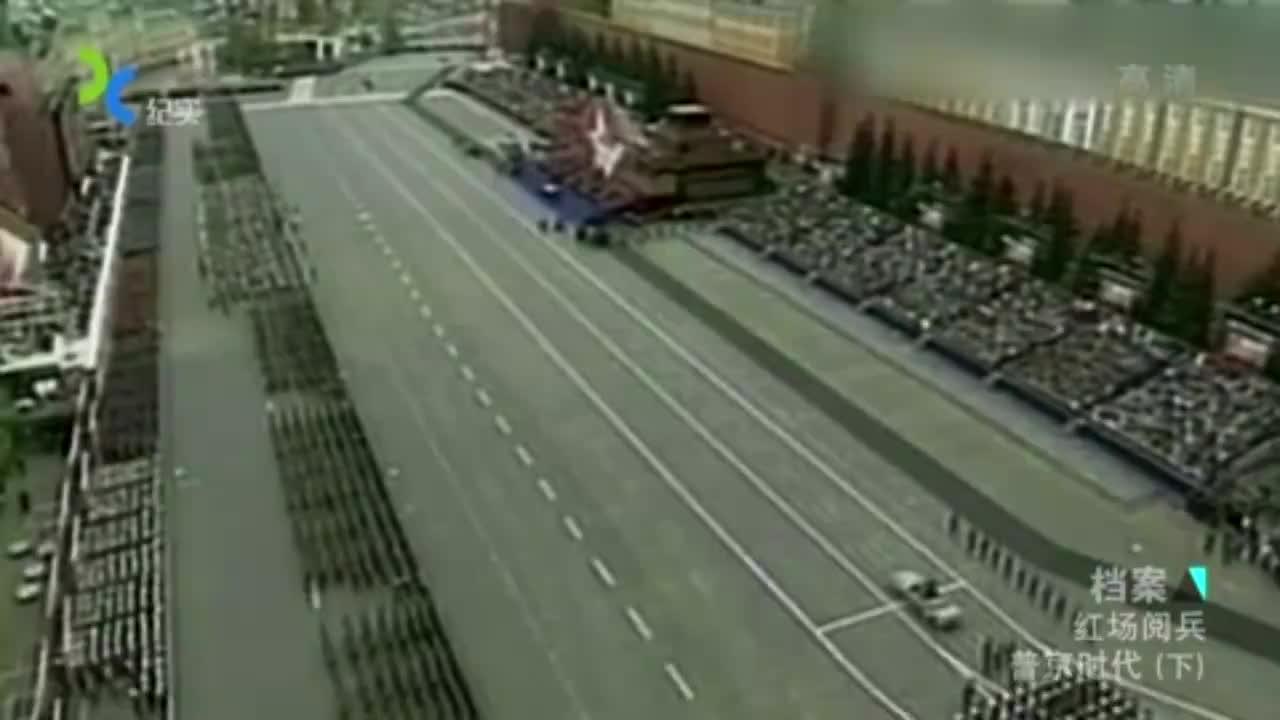 2005年红场阅兵中,出现了非常感人的一幕,全场气氛到达顶点