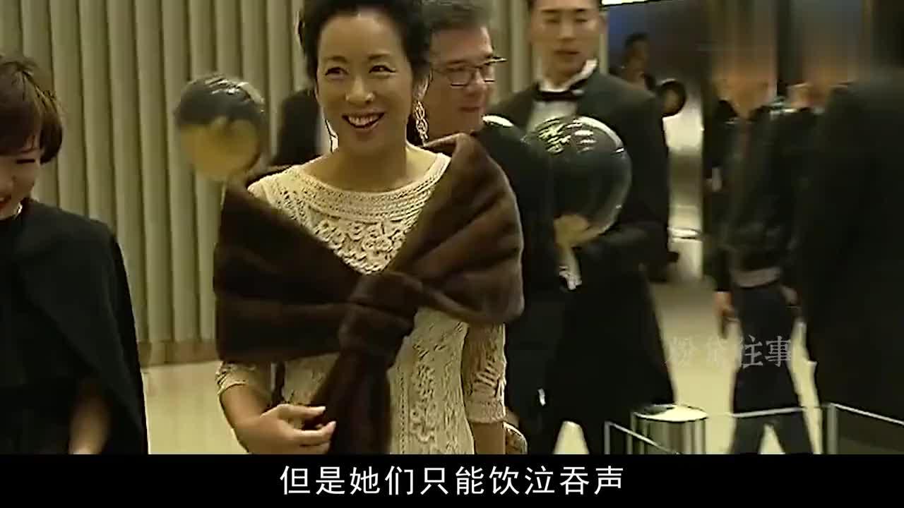 """港姐嫁富豪开创者朱玲玲:27岁成""""豪门弃妇"""",50岁再嫁亿万富商"""