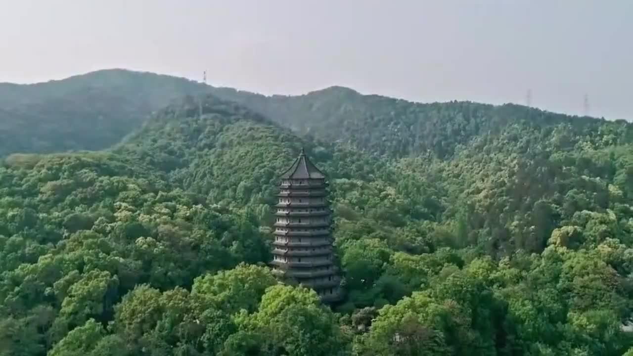 乾隆去了七次的杭州景点,留下了弥足珍贵的墨宝,比西湖更有价值