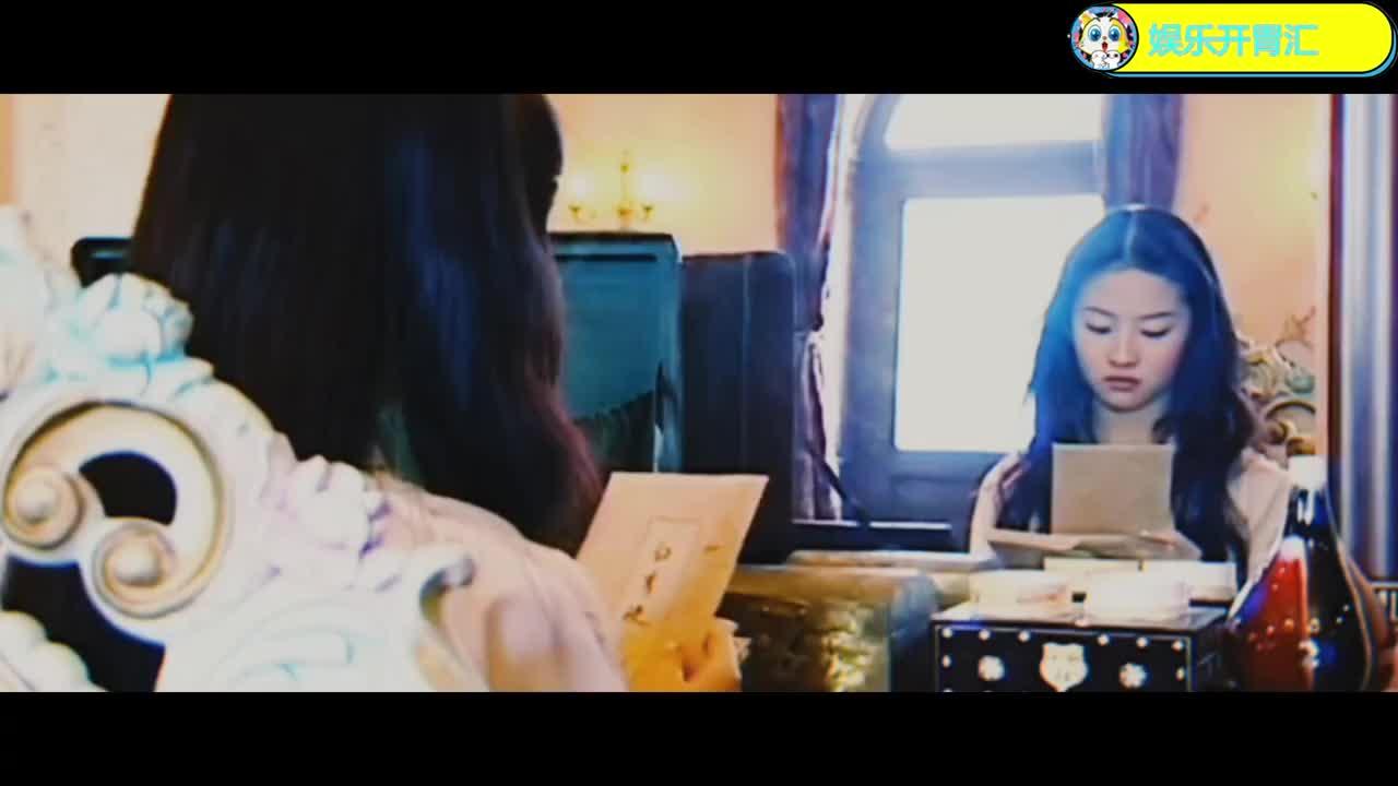 刘亦菲15岁时有多美?看看金粉世家白秀珠就知道!
