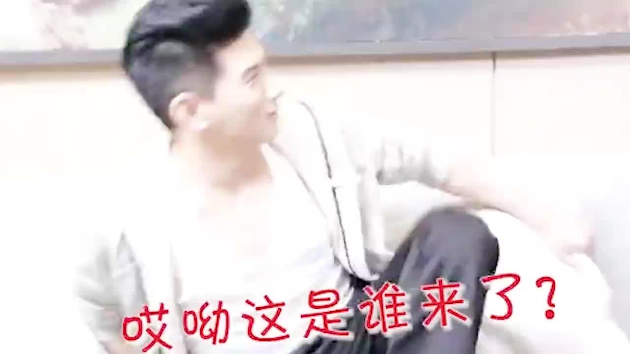 刘诗诗片场暴打吴奇隆,谁注意他下意识反应?一不小心就吃了狗粮