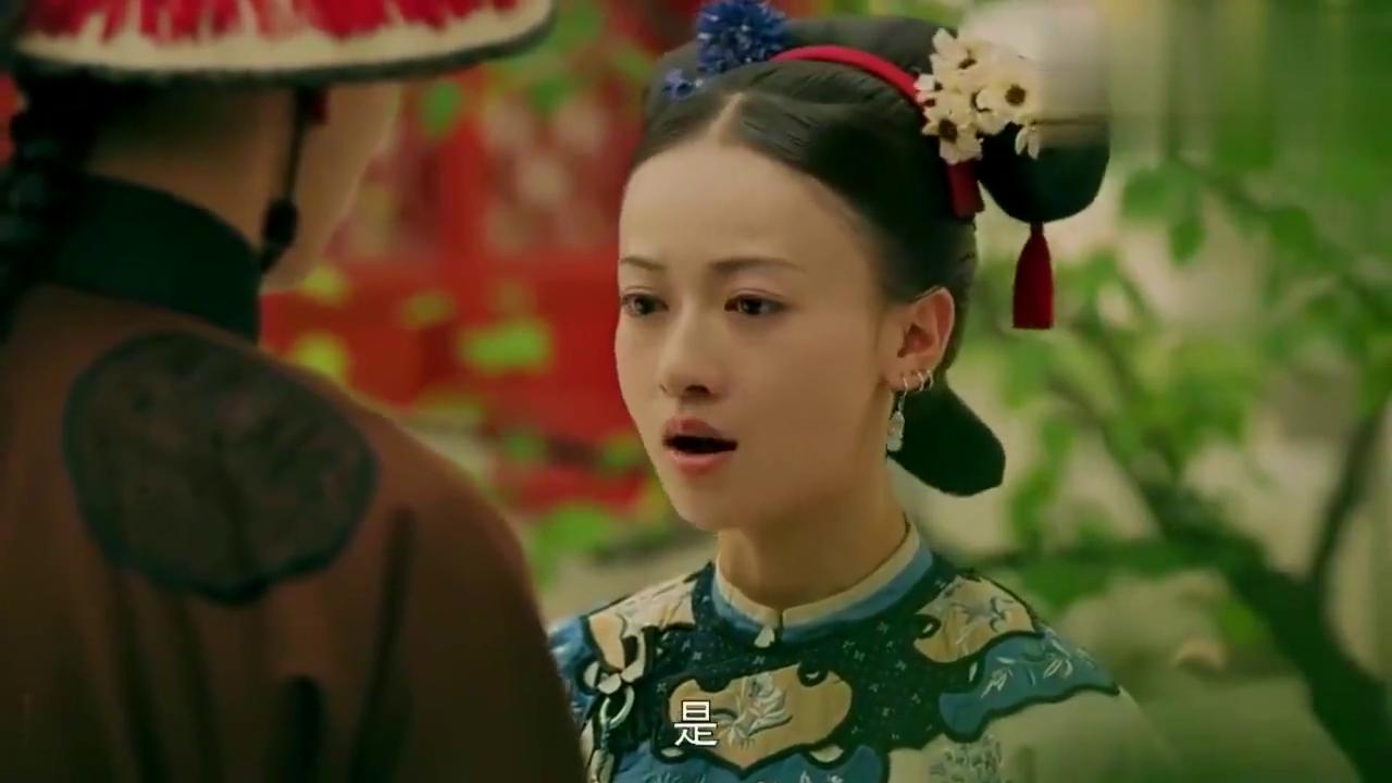 魏璎珞拒绝傅恒,得体夫妇开虐,皇上腹泻一直在传官房
