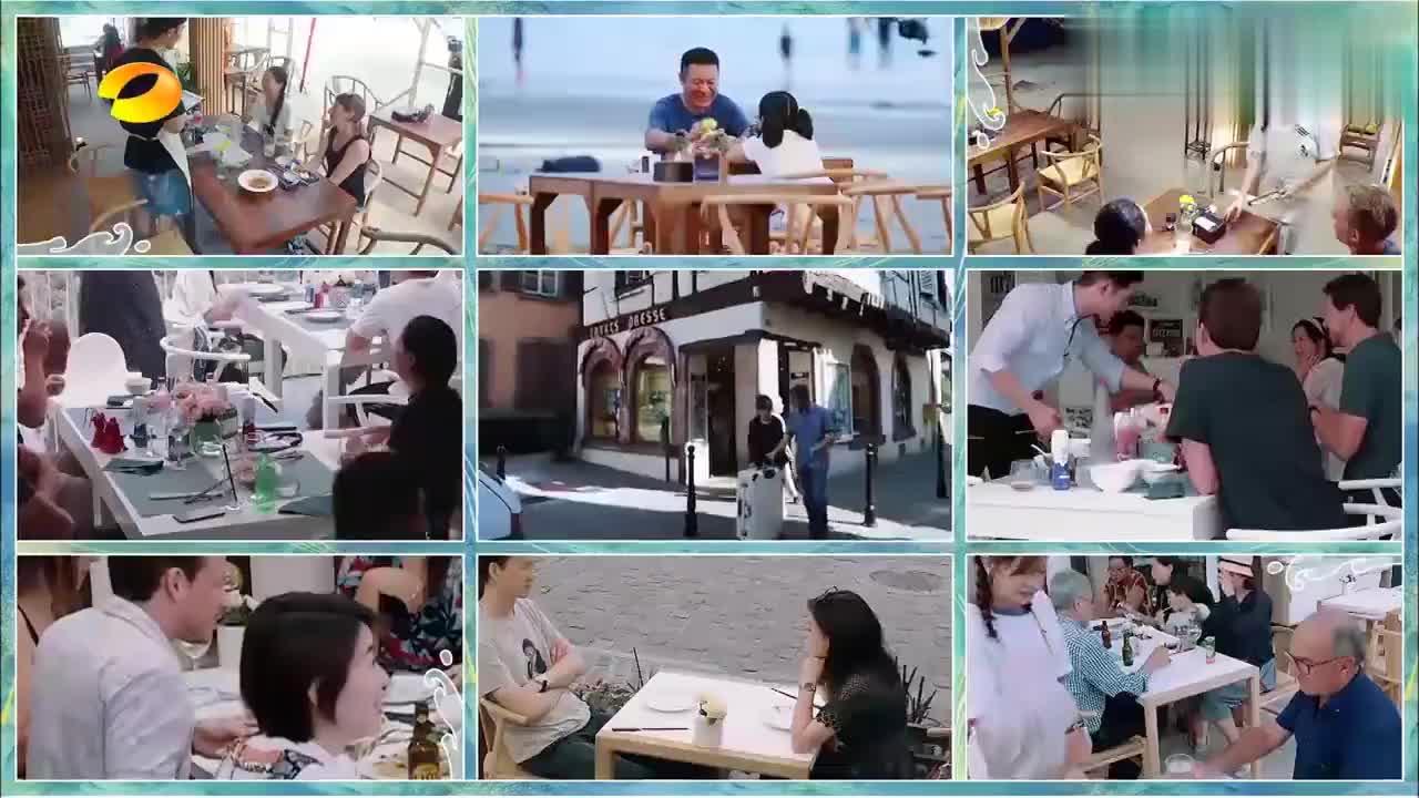 黄晓明带领中餐厅惊喜回归,领略长江唯美风景,让人心驰神往!