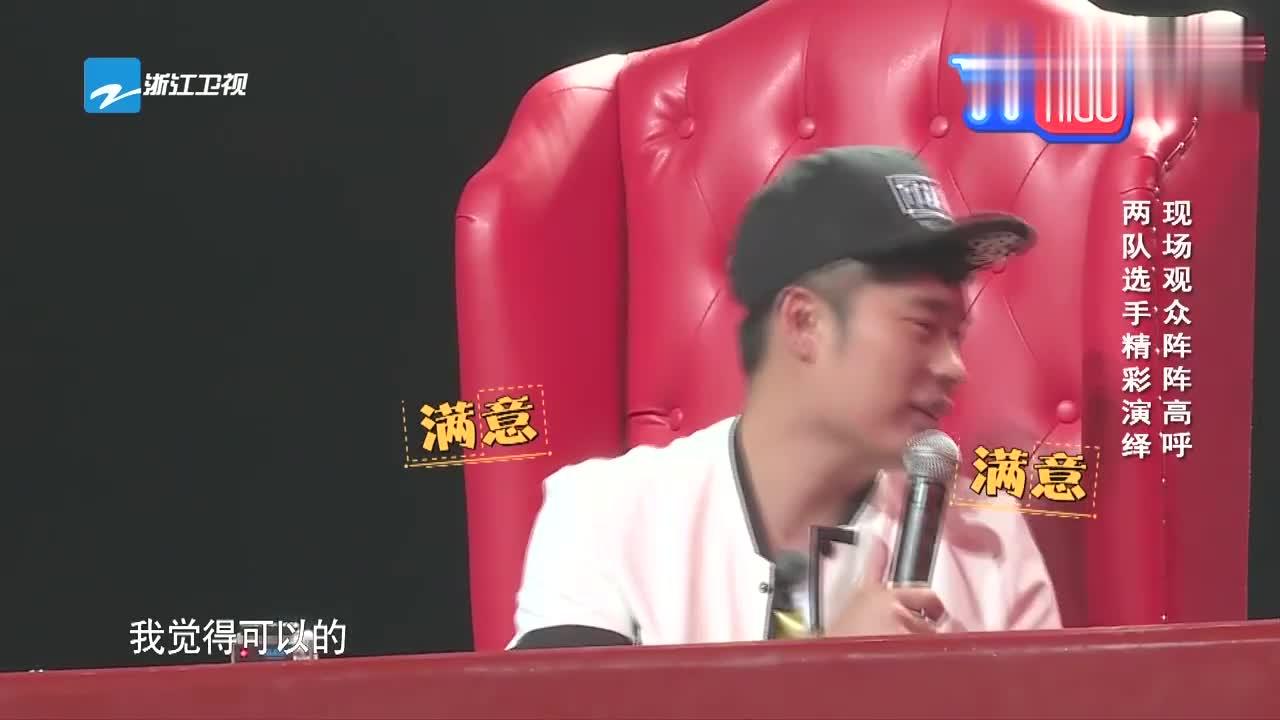 """王祖蓝爆笑点评李晨,""""牛式唱法""""展现低沉嗓音,太搞笑了"""