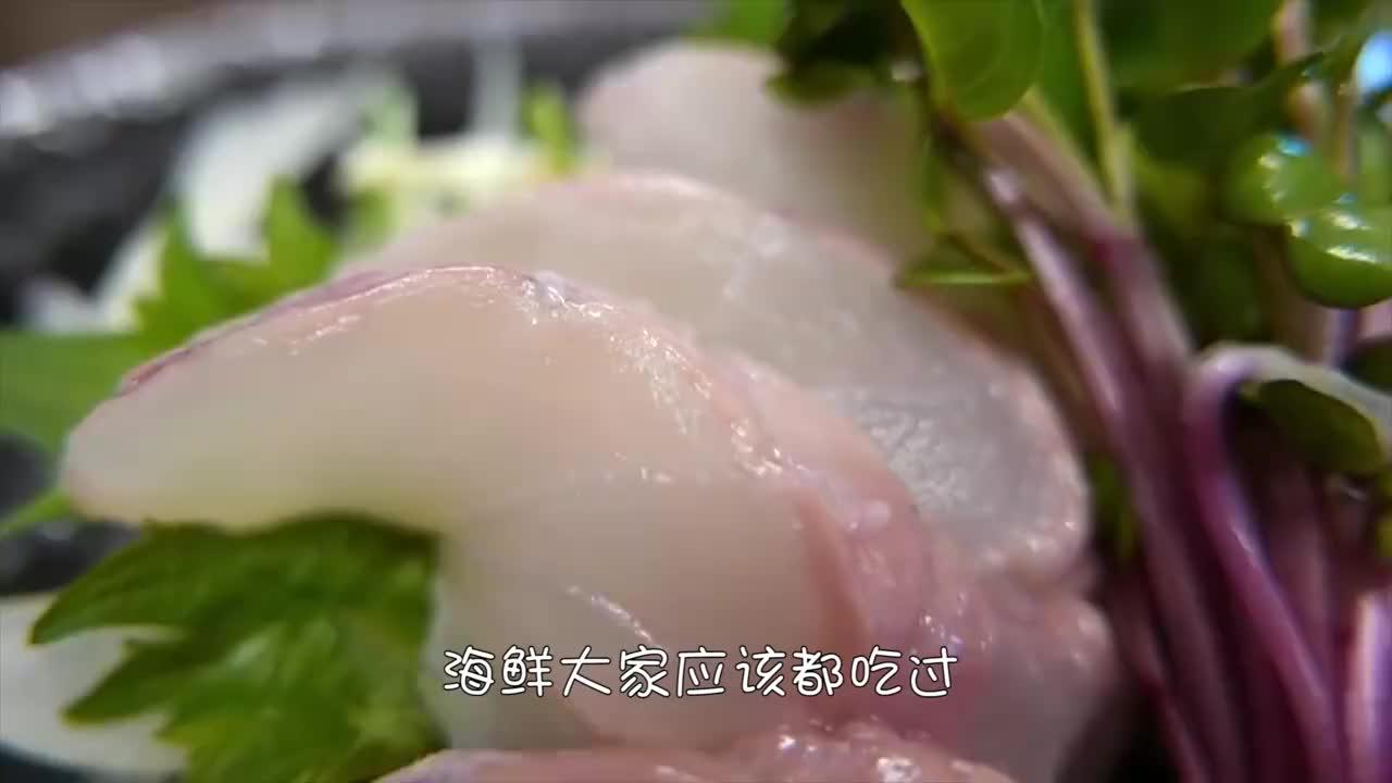 海星也能吃?老外将其切开的一瞬间,顿时没了胃口!