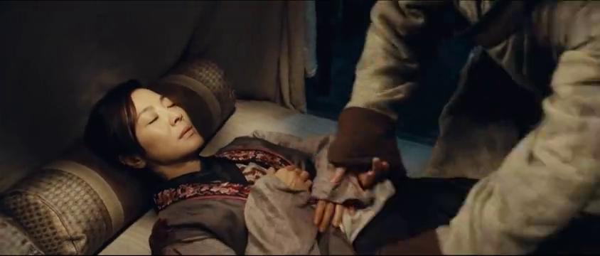 转轮王拿着到手的罗摩遗体,回到自己的住处解剖!