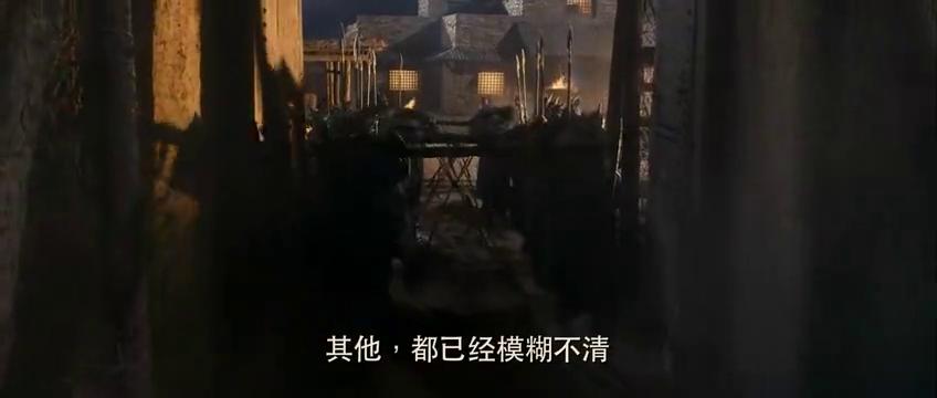 龙门飞甲:蒙面男子一言不合拔刀杀人,抬碑人被吓得屁滚尿流