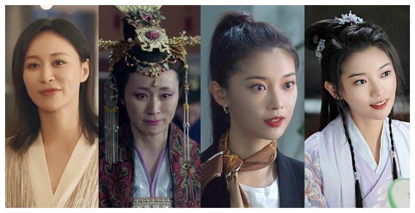 《三十而已》熟面孔!10演员古装角色,贵妇圈藏《琅琊榜》娘娘