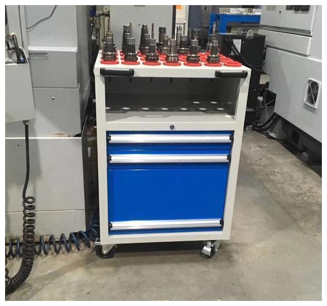 工业工具柜抽屉特殊滑轨设计
