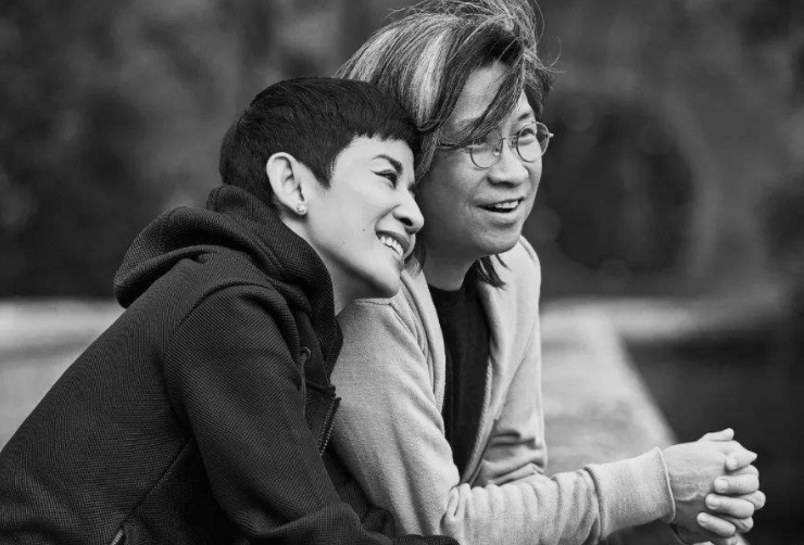 相恋23年,孩子都有了,吴君如为何不愿与陈可辛结婚?