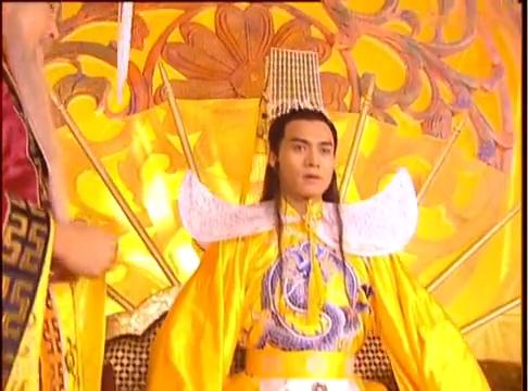 玉帝传奇:新玉帝成亲,如来佛祖都前来道贺,真威风啊