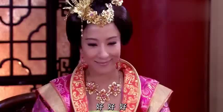 不愧是权倾后宫的贵妃,一个眼神把淑女吓傻,直接在皇上面前出丑