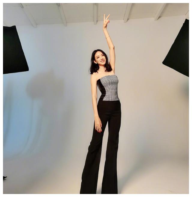 张梓琳身高1米2,体重只有55kg,除了饮食、运动,瘦身还靠6点