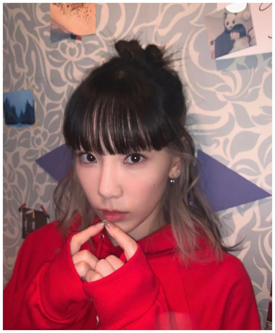 明星美照:少女时代成员金泰妍#1
