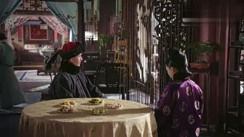 如懿传:皇后心中不安,托凌云彻出宫调查,可想找到线索难啊!