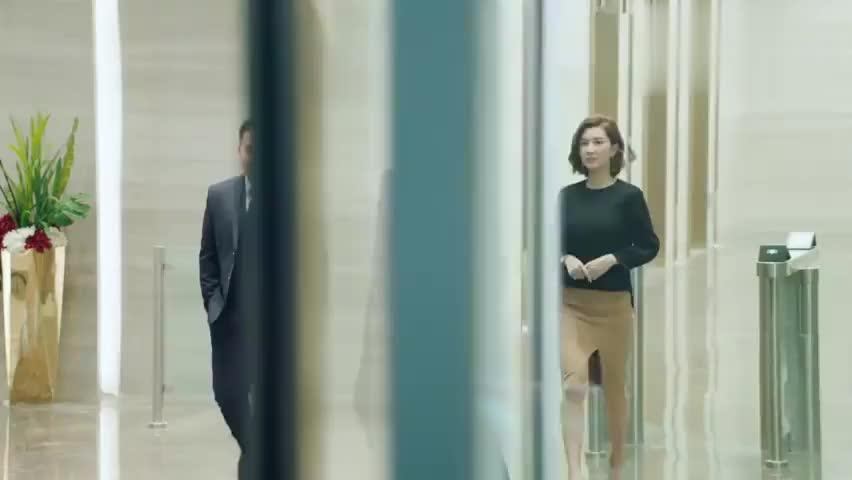 刘念把杨总约到公司,哪料竟有大群记者在等着,有戏看了!