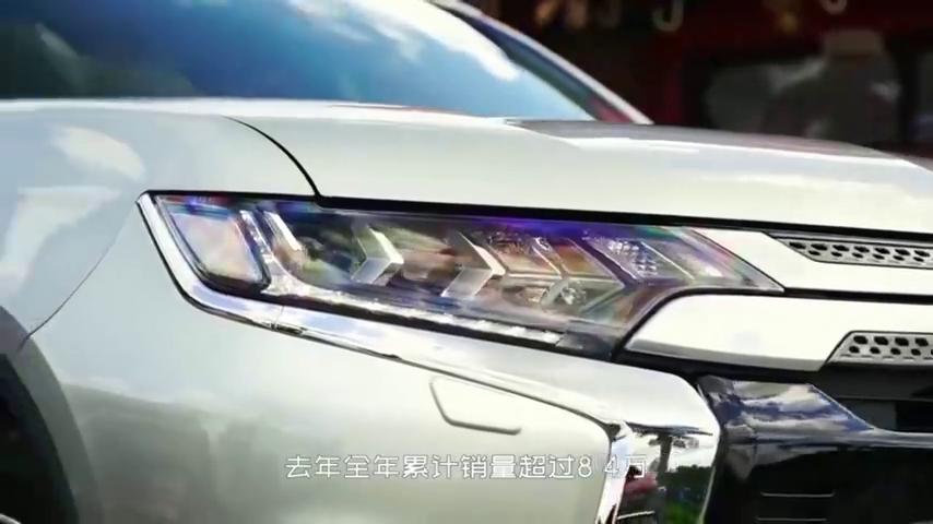 """视频:全新欧蓝德超""""硬汉""""!新增1.5T发动机,匹配S-AWC四驱!"""