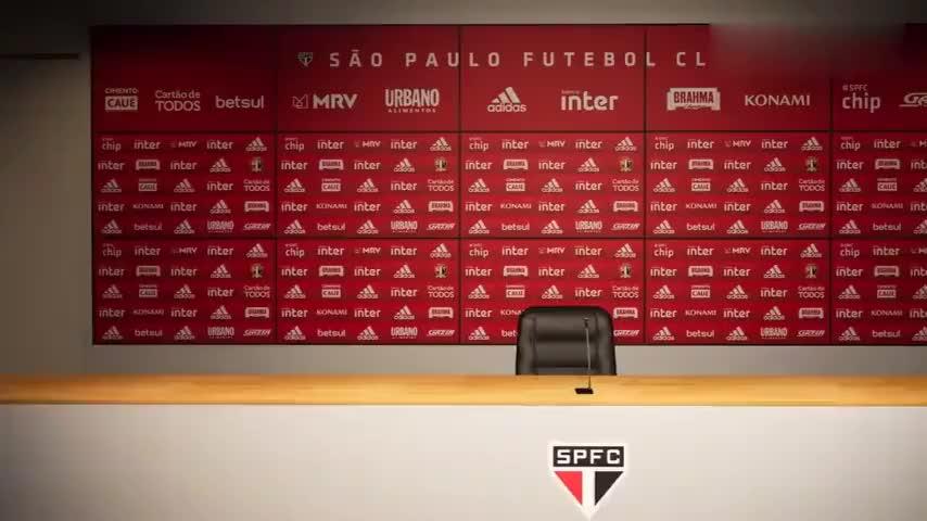 实况足球 实况足球手游 pes2021 圣保罗宣传视频