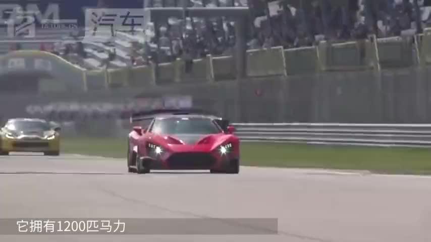 丹麦超跑推出主动倾斜式尾翼,轻盈车身高速行驶仍紧贴地面!