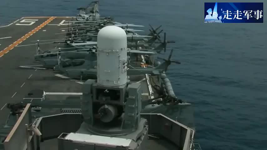 舰艇的最后一道防线,射速超高的近防炮,就是一个金币发射器!