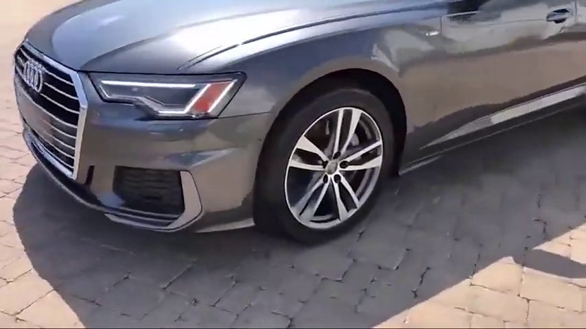 视频:2021款奥迪A6L实车展示,近距离了解后,买不买宝马5系自己定