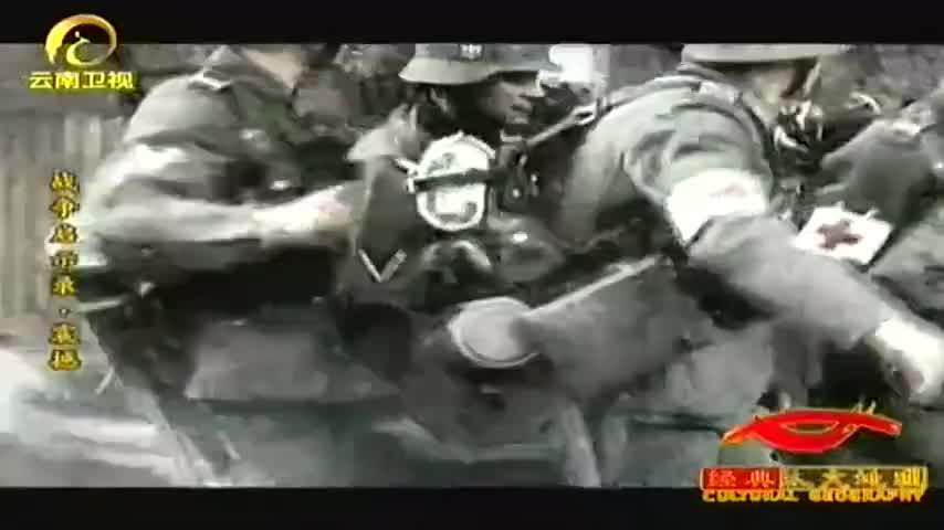 1941年纳粹大举入侵,苏联岌岌可危,斯大林演讲动员全国
