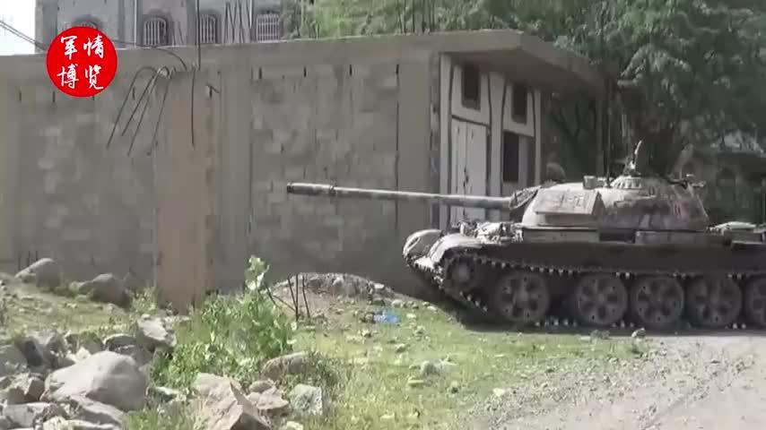 6死数伤!胡塞武装向也门政府军发动进攻,双方激烈交火