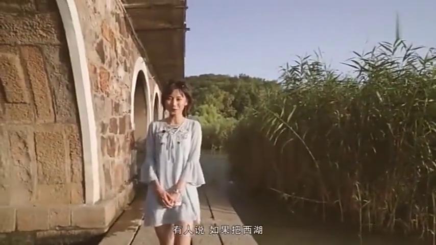 看了太湖,杭州西湖真是个黄豆啊!