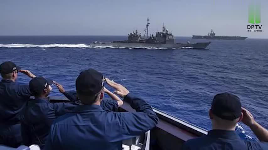 美伊博弈霍尔木兹海峡 伊朗已取得阶段性胜利!