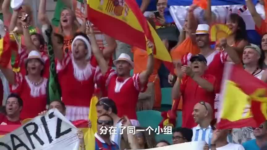 经典丨西班牙王朝的覆灭!范佩西上演惊天头球 荷兰终报一箭之仇