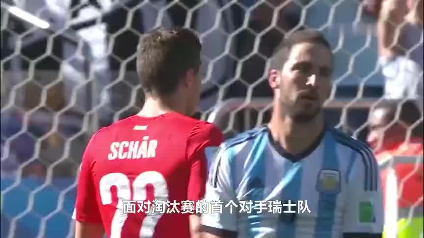 经典丨连克强敌 跌跌撞撞 梅西首次率领阿根廷闯入世界杯决赛