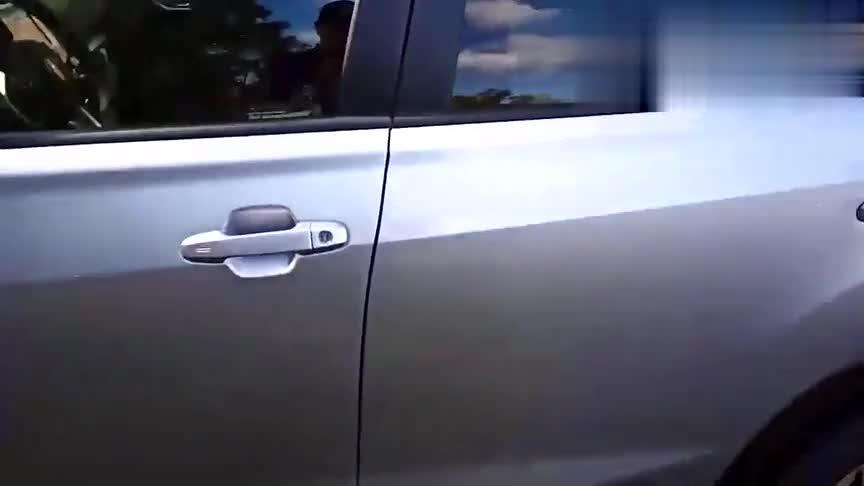 视频:2021款斯巴鲁森林人顶配版展示,有这颜值和配置,我放弃了本田CRV