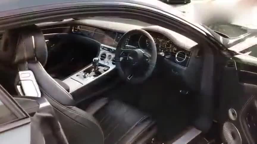 2020款宾利欧陆GT定制版全方位实拍