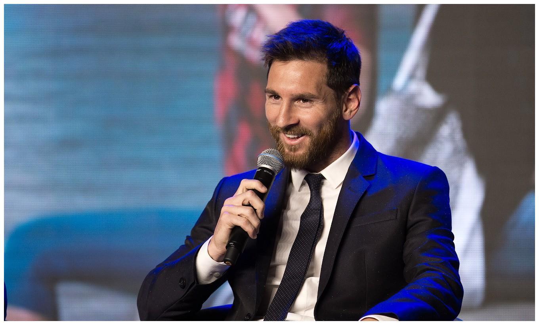 梅西未来加盟中超?金球奖巨星:梅西离开巴萨或来中国养老