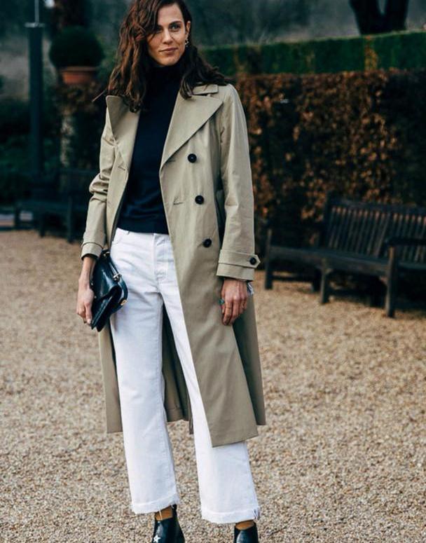 """天气转凉该保暖了,""""高领打底衫""""赶紧备起来,优雅又显时尚"""