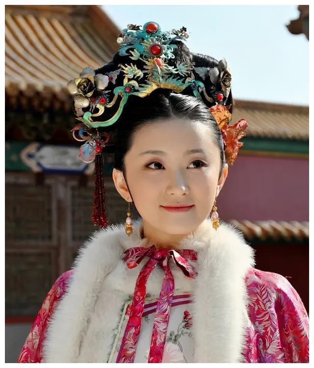 郑晓龙眼光精准,赵琴误打误撞演富察贵人,双向成就《甄嬛传》