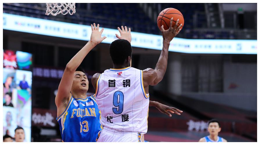 北京教科书式防守,福建常规赛般溃败,CBA最不像季后赛的比赛