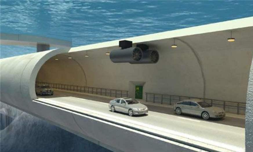港珠澳大桥隧道有46米深,万一漏水怎么逃生?看完实在佩服